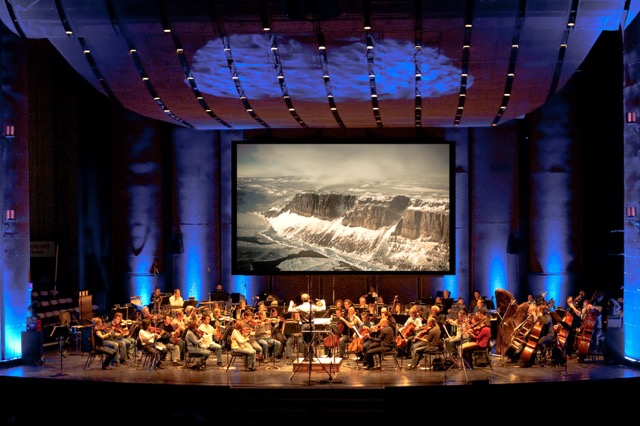 "December 8, 2016 – The Winnipeg Symphony Orchestra and the Nunavut Sivuniksavut students present ""Arctic Symphony"" (Winnipeg, Manitoba)"