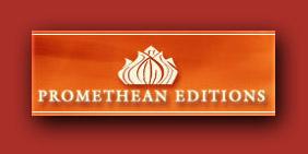 Promethean Editions logo