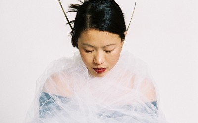 "January 30, 2016 – percussionist Aiyun Huang presents Canadian premiere of ""Sandman's Castle"" (Calgary, Alberta)"