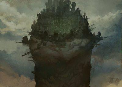 Sandman's Castle (solo tam-tam)