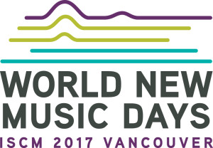 "November 6, 2017 – Land's End Ensemble presents ""War Dance"" at ISCM World Music Days (Vancouver, BC)"