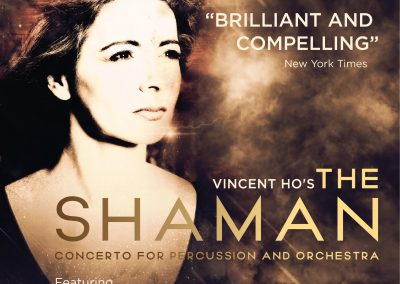 The Shaman: Concerto for Percussion and Orchestra