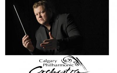 "October 13&14 2017 – Calgary Philharmonic Orchestra presents ""O Glorious Arcticus"" (Calgary, Alberta)"