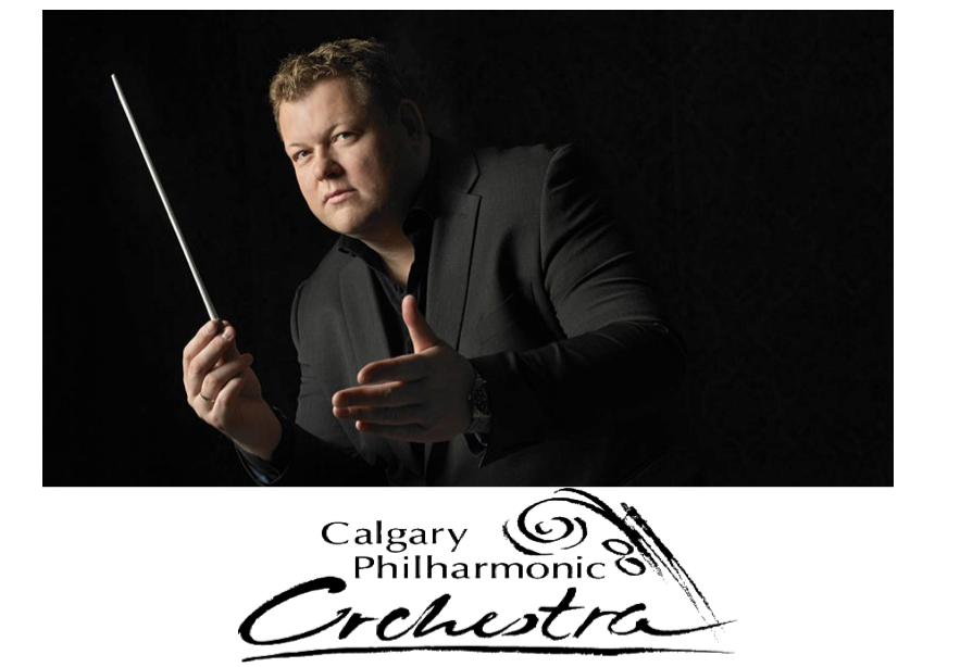 "October 13&14 2017 – Calgary Philharmonic Orchestra presents ""O Glorious Arcticus"" (Calgary, Alberta)"