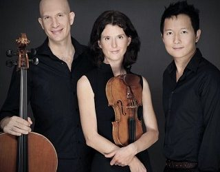 "December 8, 2017 – Trio Fibonacci premieres ""The Water Dragon"" (Montreal, Quebec)"