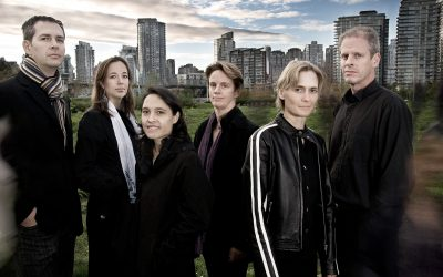 "January 18, 2018 – Standing Wave Ensemble presents ""Sandman's Realm"" (revised) as part of Vancouver Symphony Orchestra's New Music Festival, Orpheum Theatre (Vancouver, BC)"